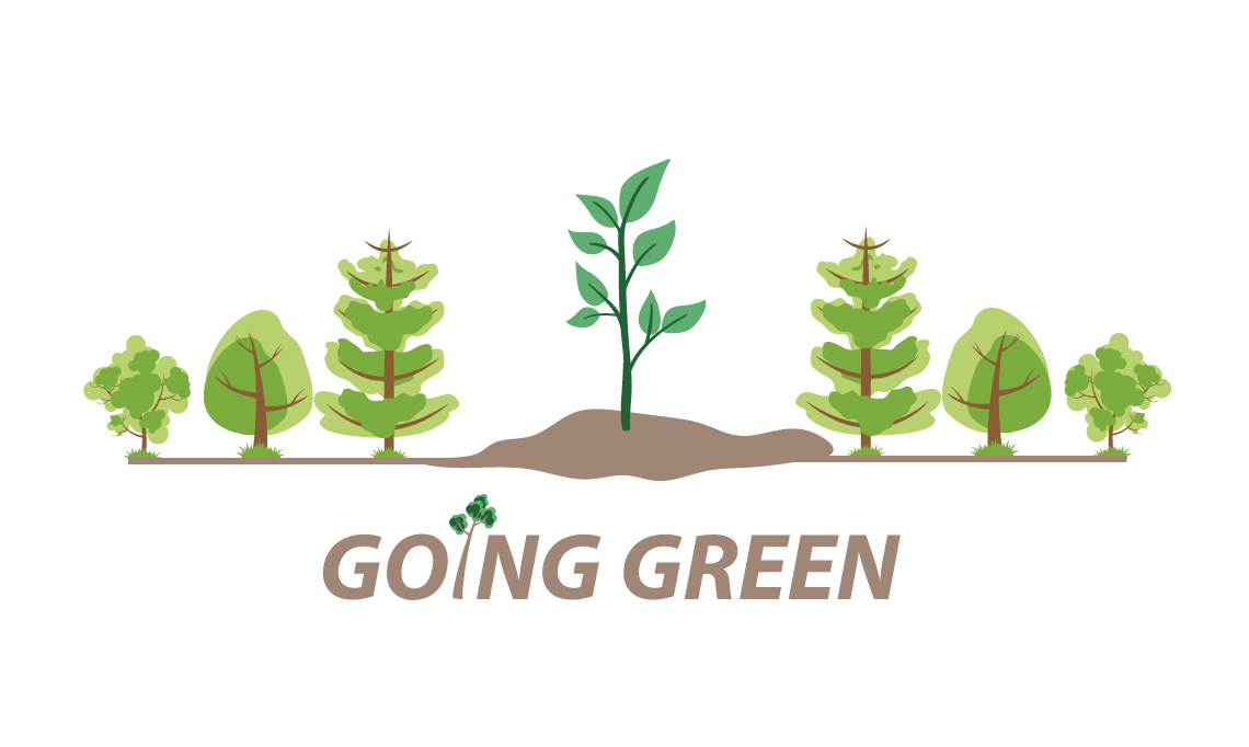 Our Green Initative - We're Planting Trees!