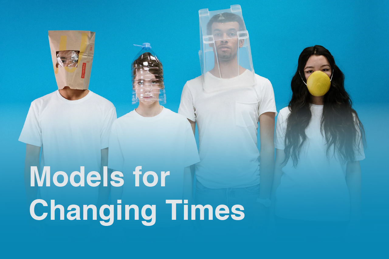 A New Horizon – models for changing times
